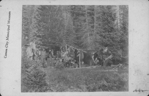 M16-33_Emma_in_Camp_AK_1899