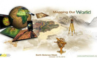 Watch New Webcast for Earth Science Week 2013