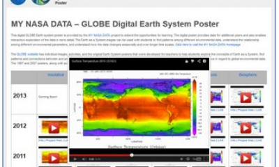 Earth Science Week Update - Vol. 12, No. 10: October 2014