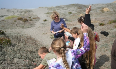 Discover the Coast at the Mike Thompson Wildlife Area