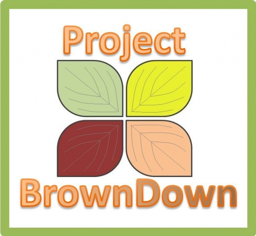 Project Browndown logo