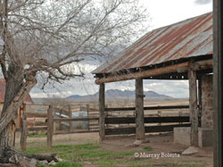 Empire Ranch Headquarters and landscape of Las Cienegas National Conservation Area